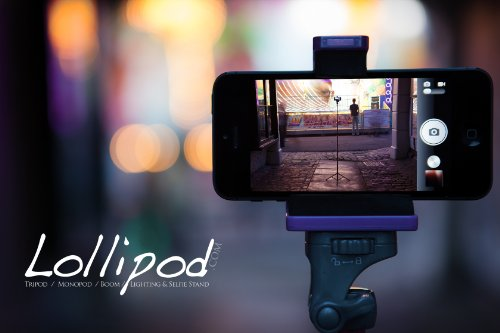 Lollipod Tripod