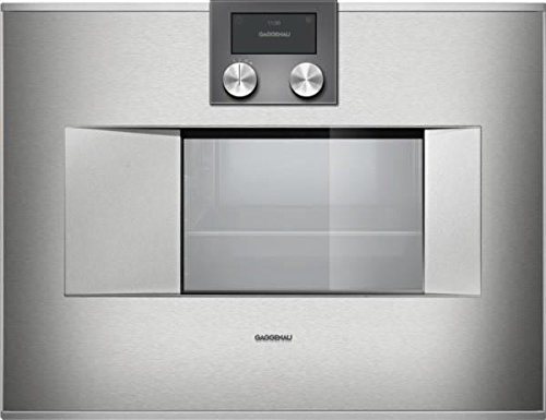 Gaggenau 400 Series BS471611 Combi-Steam Oven 24 Inch