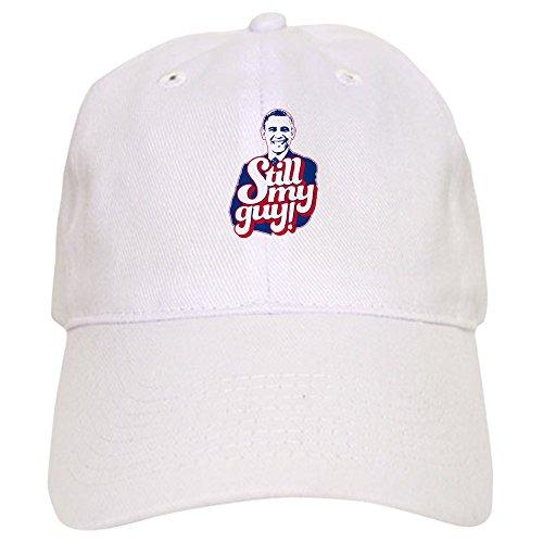 CafePress Obama Still My Guy - Baseball Cap With Adjustable Closure, Unique Printed Baseball Hat - Anti Obama Cap