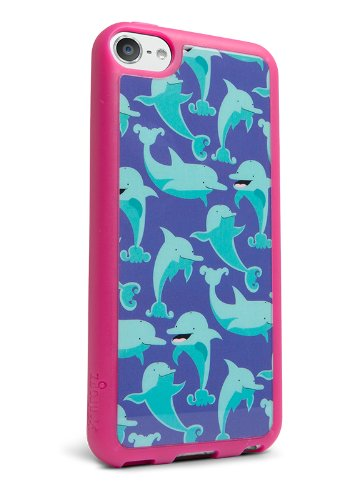 (iFrogz Mix Dolphins Case for 5th Generation Apple iPod Touch)