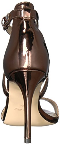 Synthétique Mydebut Bronze Femme West25028532 Nine w15q77
