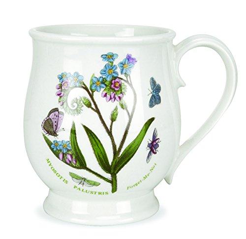 Portmeirion Botanic Garden Bristol Mug 14 Oz. Assorted Set of 6 (Bristol Garden)