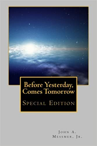 Book Before Yesterday, Comes Tomorrow - Special Edition