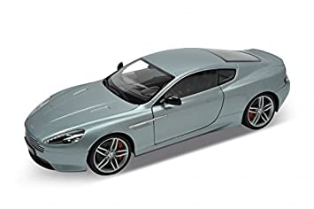 Captivating Welly Aston Martin DB9 Coupe Car