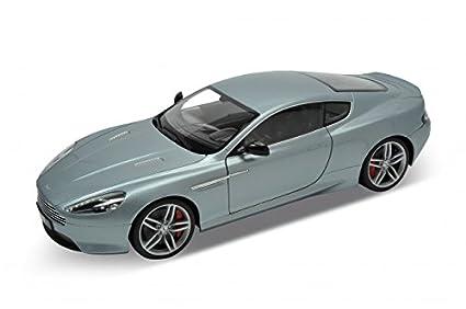 Amazoncom Welly Nex Diecast Model Aston Martin DB Coupe Grey - Aston martin db9 coupe