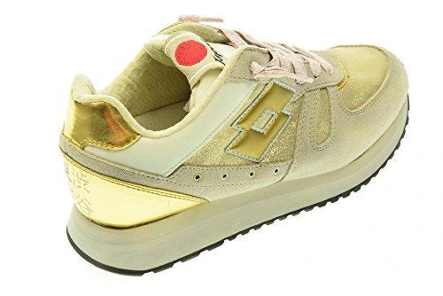 para Zapatillas avana Lotto Oro mujer T8Bw5qf