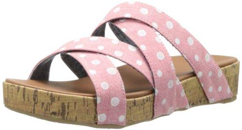 Dr. Scholl's Women's Freshen Wedge Sandal,Dubarry Dot,8.5 M US
