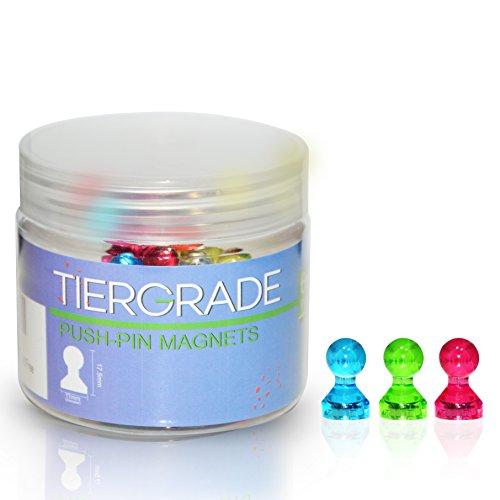 tiergrade-60-x-decorative-powerful-magnets-set-for-map-calendar-whiteboard-refrigerator-kitchen-scho