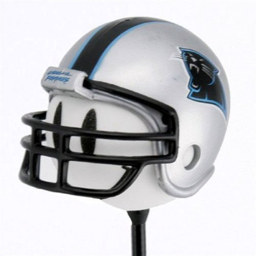 (CAROLINA PANTHERS HELMET ANTENNA TOPPER TEAM LOGO NFL FOOTBALL NEW)