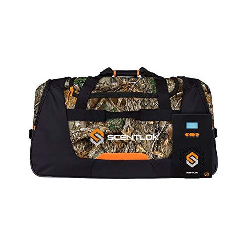 (ScentLok OZ Chamber Bag with Unit Realtree Edge Frame)