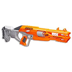 NERF Elite - Accustrike Alphahawk inc 10 official Darts - Kids Toys & Outdoor games - Ages 8+