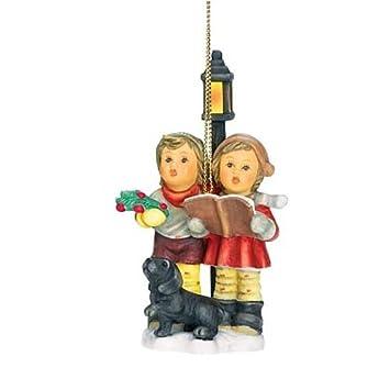 Hummel Christmas Ornaments.Mi Hummel Christmas Ornament Wintertime Duet