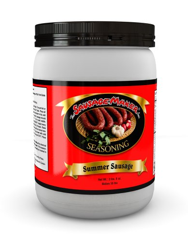 TSM Summer Sausage Seasoning, 2 lbs. 8 oz.