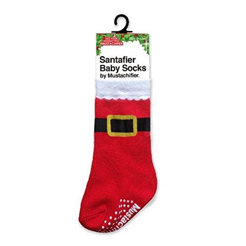 [The Santafier Baby Socks] (Gaga Dance Costumes)