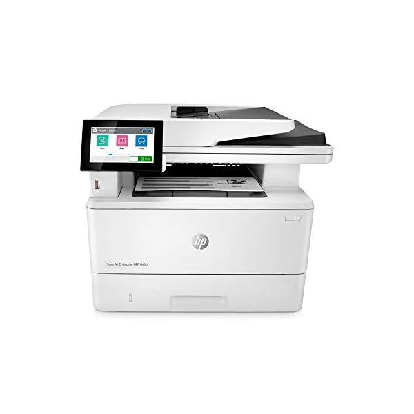 HP Laserjet Enterprise M430f Multifunction Printer