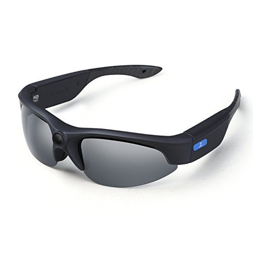 Ultra Wide Angle 8GB 1080P HD Camera Glasses Video Recording Sport Sunglasses DVR Eyewear Sports Action Camera