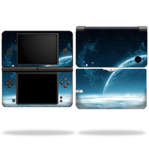 MightySkins Skin Compatible with Nintendo DSi XL wrap Sticker Skins Outer Space