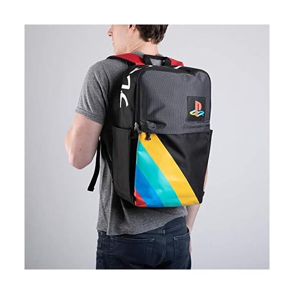 PlayStation Color Block Backpack 7