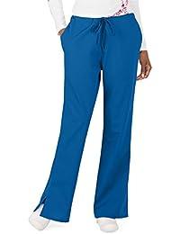 Cherokee Women's Fashionable Flare Leg Drawstring Pant,...