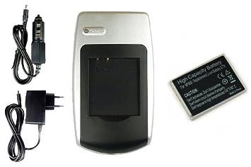 Batería + Cargador para Nytech DS-7210, DS-8210, DS-8310