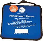 K&H Manufacturing Microwavable Pet Bed Warmer, 9-Inch x 9-Inch