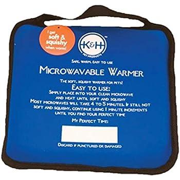 Amazon.com : Snuggle Safe Pet Bed Microwave Heating Pad