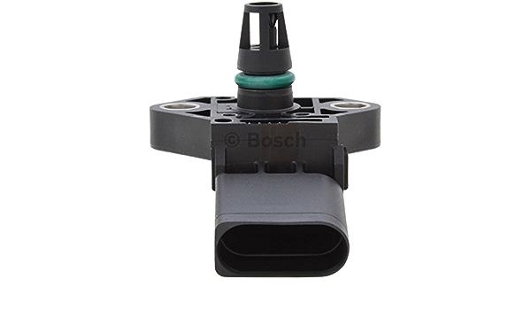 Sensor Bosch 0281002976 Original Equipment Boost Pressure//Manifold Absolute Pressure MAP