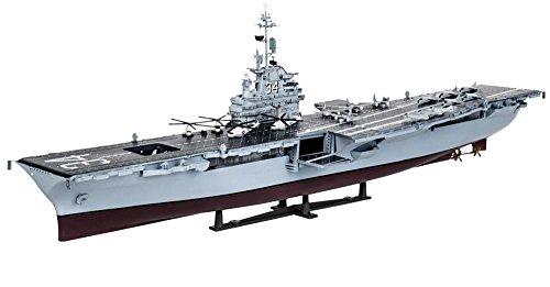 アメリカレベル 1/530 アメリカ海軍 USS オリスカニー プラモデル 0318の商品画像