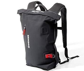 Wenger Dry Bag Fahy Mochila Impermeable 11 l, Color Negro: Amazon.es: Deportes y aire libre