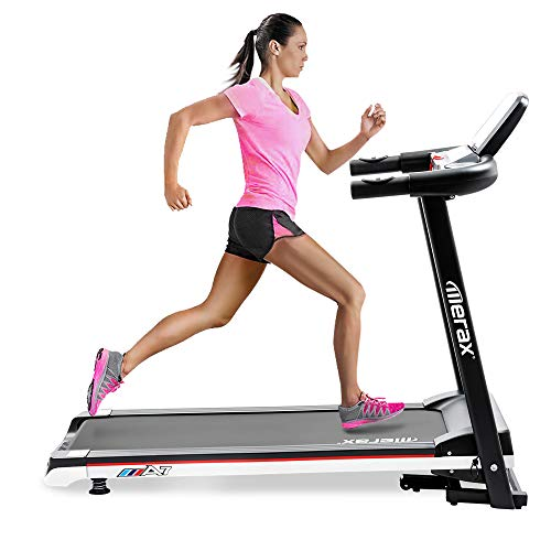 Life Fitness Treadmill Low Voltage: Merax A7 Folding Electric Treadmill Easy Assembly