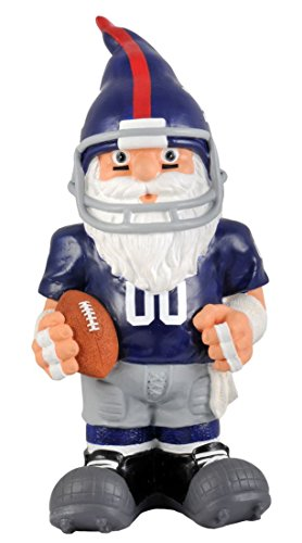 NFL New York Giants Throwback Gnome