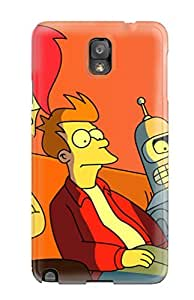 Hot Snap-on Futurama Hard Cover Case/ Protective Case For Galaxy Note 3