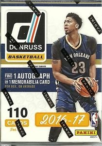 2016/17 Panini Donruss NBA Basketball BLASTER box (10 pk) ()