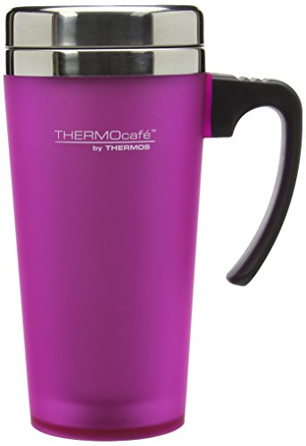 Vodka Cafe Mocha (New Thermos Thermocafe Zest Insulated Mug Pink)