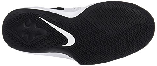 Nike Air Max Infuriate (Gs), Zapatos de Baloncesto para Niños Negro (Black/black/white/dark Grey)