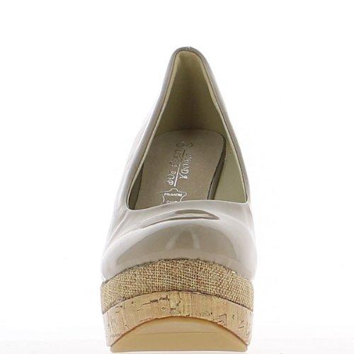 Zapatos para vestir de ChaussMoi de mujer sintético 0AqdnTxX