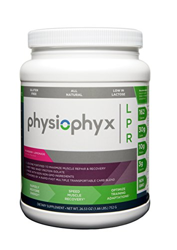 PhysioPhyx LPR (16 Serving Tub - Raspberry Lemonade) - Take Your Training and Performance from Good to Great...GET YOUR PHYX!