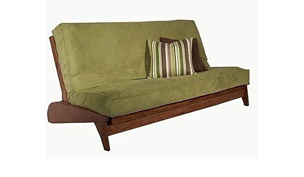 Marvelous Amazon Com Strata Furniture Dillon Dark Cherry Queen Wall Alphanode Cool Chair Designs And Ideas Alphanodeonline