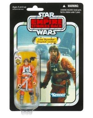 Hasbro Star Wars 2011 Vintage Collection Action Figure #44 Luke Skywalker Episode V