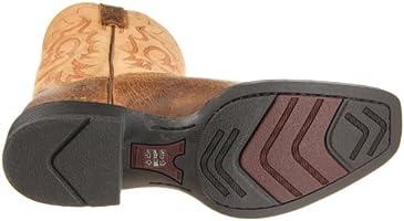 cb885475bff Ariat Men's Heritage Reinsman Western Cowboy Boot, Earth/Gate Post ...