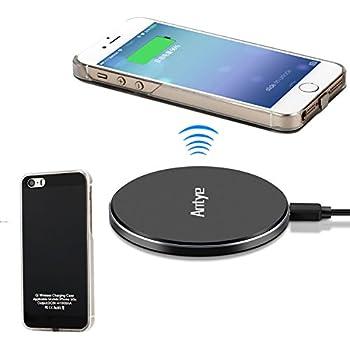 Amazon.com: UGREEN 10W Wireless Charger QI Fast Charging Pad ...