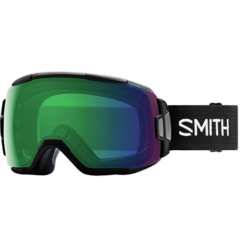 Smith Optics Adult Vice Snow Goggles,Black Frame