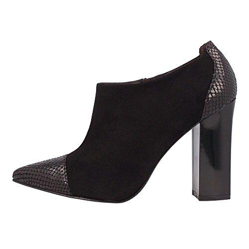 41 Botella Negro EU Roberto Zapatos Abotinados A8qcWgXg