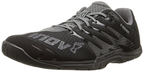 Inov-8 Men's F-Lite 235 Functional Fitness Shoe, Black/Grey, 11 M US