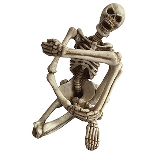 Darice Halloween Skeleton Wine Bottle Holder]()