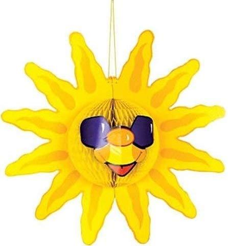 Fun Express Tissue Sun -