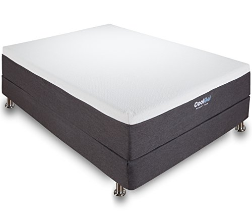 Classic Brands Cool Gel Memory Foam 12 Inch Mattress King