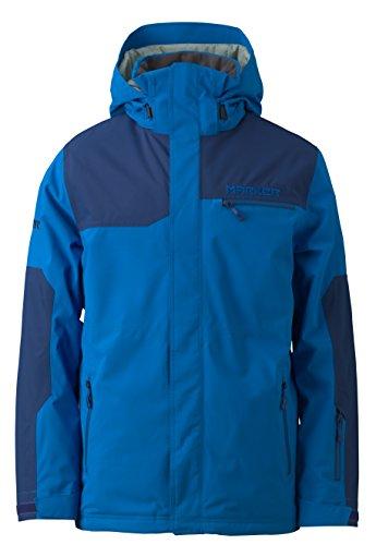 Marker Men's Pandemonium Jacket, Medium, Royal Blue