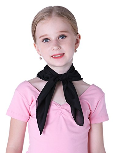 50s Pin Up Girls (50s Scarf Black for Kids and Toddler)