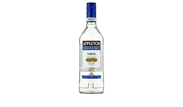 Appleton Jamaica ron blanco 70cl (Pack de 6 x 70cl): Amazon ...
